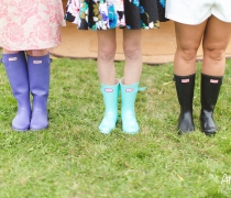 Wellies at Bridge House Barn
