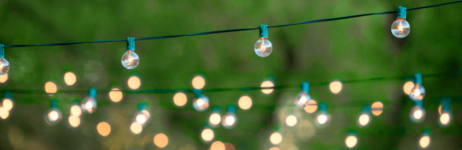 Outdoor Lights for Bell Tents
